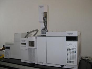 气相色谱质谱联用仪案例