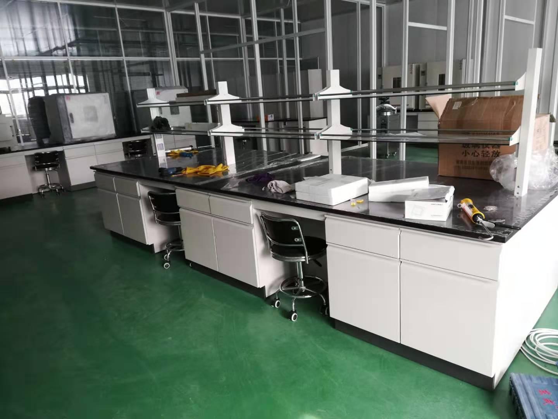 潍坊食品厂西甲视频直播吧台柜项目